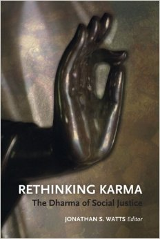 Kamma in Buddhism_Rethinking karma 2009.jpg